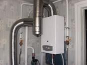 Вытяжная труба для газовой колонки в квартире