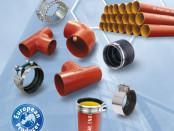 PREIS SML – трубы/фасонные части из серого пластинчатого чугуна и соединительные оцинкованные элементы