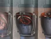 Воздушный клапан в фановой трубе