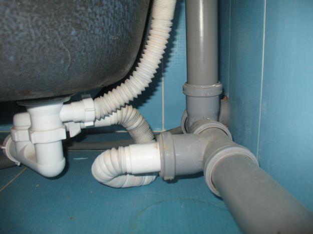 Сливные трубы для канализации размеры