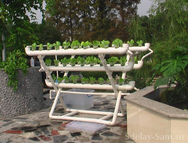 Конструкций для выращивания растений
