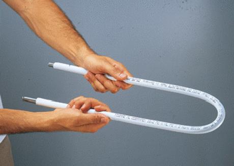 Согнуть профильную трубу своими руками видео