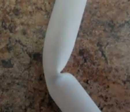 Гнута профільна труба