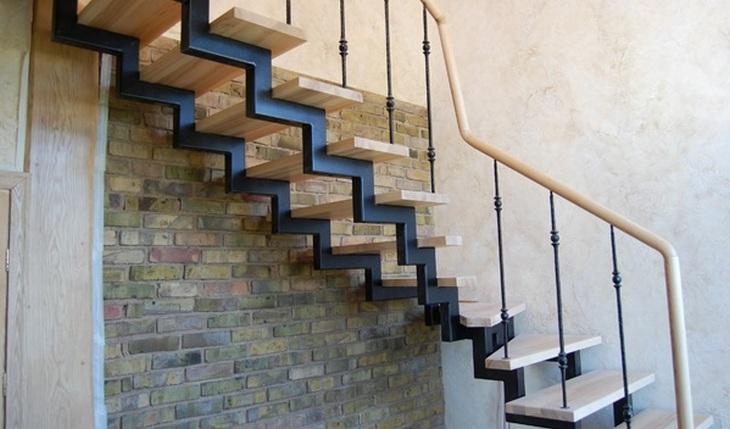 лестницы из профильной трубы своими руками