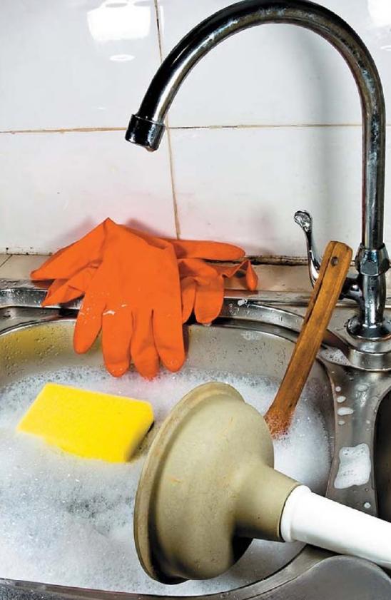 - прочистка канализации - прочистка канализационных