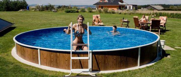 частный бассейн своими руками