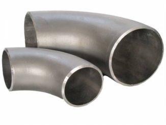 Изогнутые отводы из стали для трубопроводов питательной воды