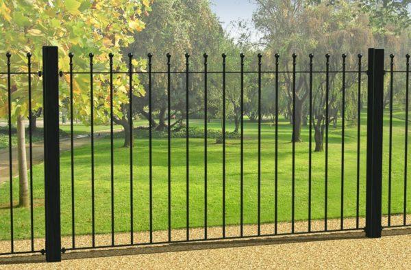 забор для площадок
